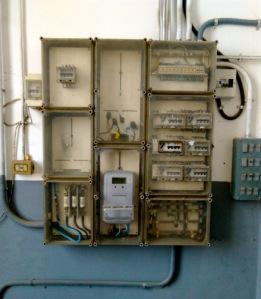Caja de electricidad